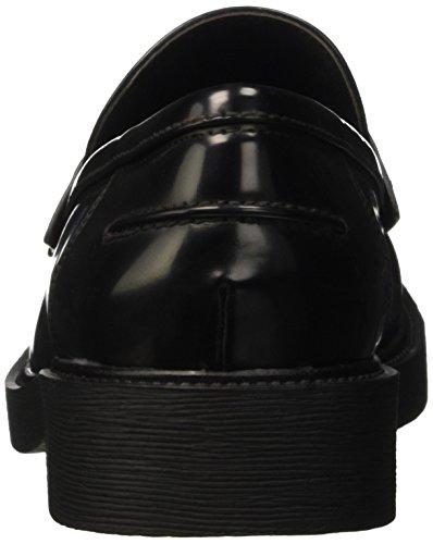 Primadonna 085916013ab, Mocasines Negros De Mujer