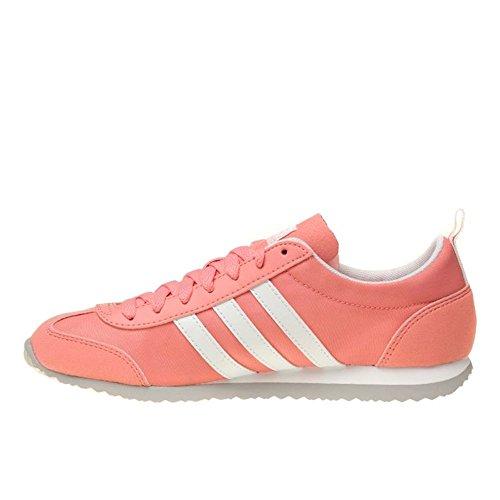 adidas Damen Vs Jog W Turnschuhe Rosa (Rosray / Ftwbla / Rosvap)