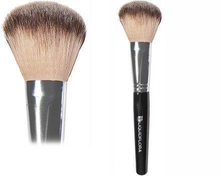 Liquidflora Pinceau 01 Poudre Pour Poudre Maquillage Make Up Brosse Hypoallergénique