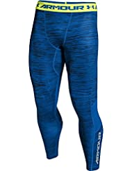 Under Armour UA HG Coolswitch Legging Leggings Largos, Hombre, Negro, M
