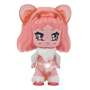 Giochi Preziosi Glimmies GLP007 Figura de Juguete para niños Rosa, Blanco Chica - Figuras de Juguete para niños (Rosa, Blanco, 3 año(s), Chica, China, LR41, 60 mm)