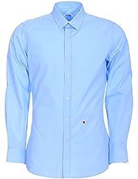 wholesale dealer ee6d2 47154 Moschino - Camicie / T-shirt, polo e camicie ... - Amazon.it
