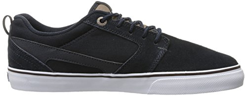 Etnies Rap Ct, Scarpe da Skateboard Uomo Blu (Blau (480 , Navy/Brown/White))