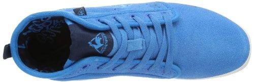 Le coq Sportif  Voya Mid, Hi-Top Slippers femme Bleu - Blau (Blue aster)