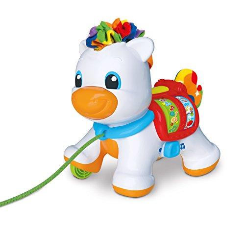 Clementoni- baby pony sempre con me, multicolore, 17188