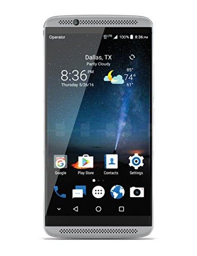 ZTE Axon 7 Mini Smartphone - 4G LTE Android 6.0 ( Snapdragon MSM8952, Octa Core, 5.2