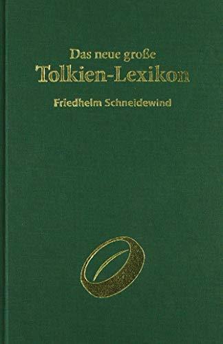 Das neue große Tolkien-Lexikon - Der Sammlung Herr Ringe Komplette