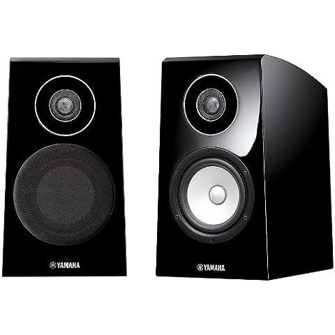Yamaha NS-B750 - Altavoces (universal, de 2 vías, mesa/estante, 30W, 120W, 60 - 50000 Hz) Negro (una unidad)