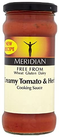 Meridian - Creamy Tomato & Herb Cooking Sauce - 350g