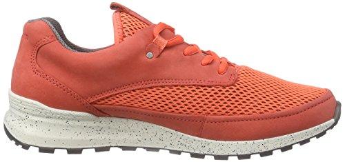 Ecco ECCO CS14 LADIES, Damen Sneakers Rot (CORALBLUSH/CORALBLUSH 59405)