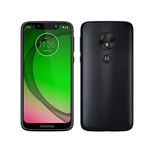 Motorola G7 Play Smartphone débloqué 4G (5,7 Pouces, 32GO ROM, Android 9.0) Bleu Deep Indigo