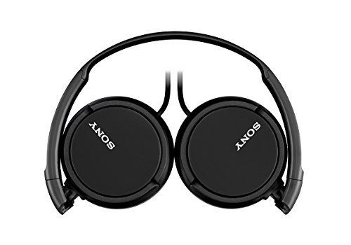 Sony MDR-ZX110B Casque Pliable - Noir