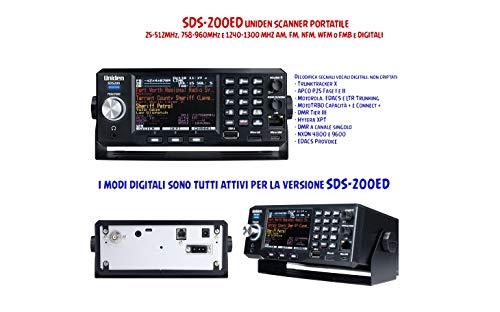 Uniden SDS200E