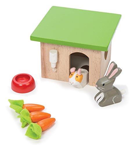 Le Toy Van Daisylane - Juego de Conejos y cobayas
