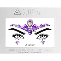 Glitterati Face Body Gems for Festivals Jewels Adhesive Set for Festivals Glitter (Oracle)