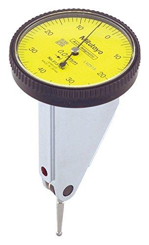 Mitutoyo 513-454T Hebelanzeiger für vertikale Ausführung, komplettes Set, 0,8 mm Reichweite - Mitutoyo Dial Test Indicator
