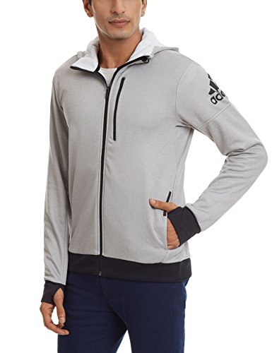 Adidas Men's Polyester Hoodie
