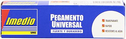 Pegamento universal bote 35 ml  Imedio 6304633