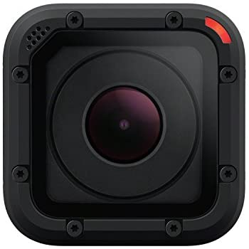 GoPro HERO Session Videocamera, 8 MP, 1440p/30 fps, 1080p/60 fps, Nero [Italia]