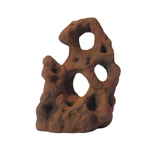 VARIOGART AQ 1433-SR Lochgestein Sandstein, S, rot