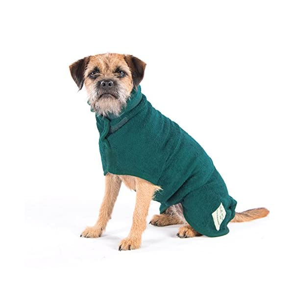 Ruff and Tumble Dog Drying Coat - Classic Collection 7