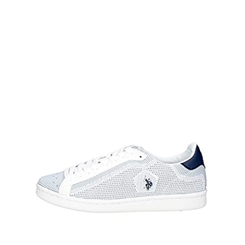 U.S. Polo Assn. DARFO7327S6/MH1 Sneakers Homme WHI-DKBL 42