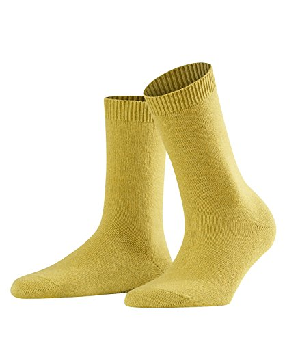 Falk Cosy Wool Chaussette Femme, Vert, FR : S (Taille Fabricant : 35-38)