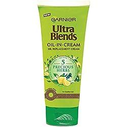 Garnier Ultra Blends 5 Precious Herbs Oil-in-Cream, 100ml