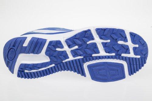 Gibra , Baskets pour homme Bleu - Blu / Bianco