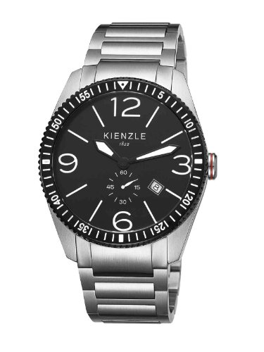 Kienzle Men's Quartz Watch K8041123022-00140 with Metal Strap