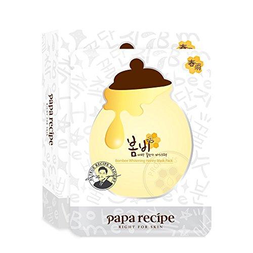 Papa Recipe Bombee Whitening Honig Maske Pack -