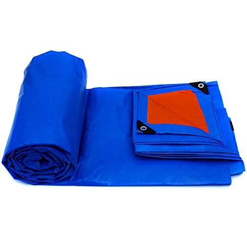 GUHAIBO-Cover-Impermeabile-Impermeabile-Telone-Copertura-Impermeabile-Impermeabile-Resistente-Telo-antistrappo-Impermeabile-Economia-Blu-Telo-di-Protezione