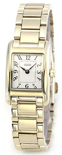 Coach 14501894 Ladies Lexington Yellow Steel Bracelet Watch