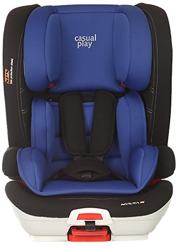 CASUALPLAY NAUTA FIX - SILLA DE COCHE  GRUPOS 1-2-3  COLOR AZUL