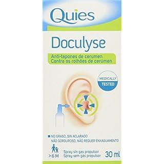 Quies Doculyse Ear Wax Remover Spray 30 ml