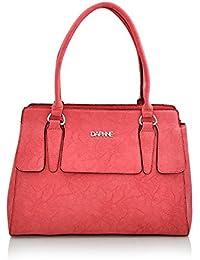 Daphne Women's Handbag (Peach)