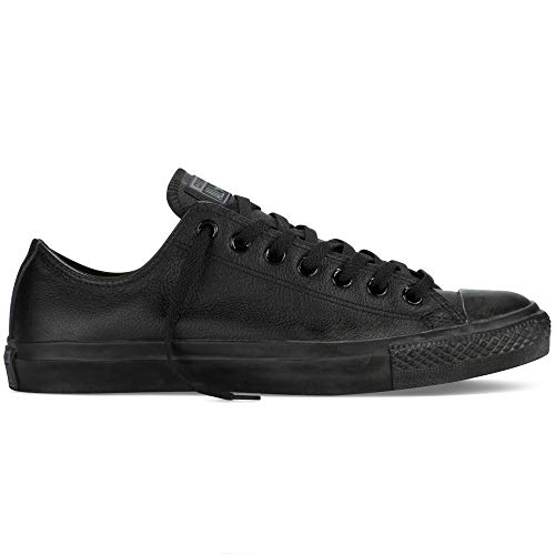 Converse CT AS OX BLACK MONO, Unisex-Erwachsene Low-top, Schwarz (Black), 37.5 EU -