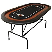 Redtooth Poker 8 Seat Speed Cloth Poker Table