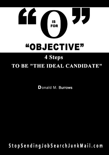 """""""O"""" Is For """"Objective"""": 4 Steps To Be The """"Ideal Candidate"""""""