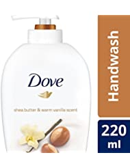 Dove Shea Butter & Warm Vanilla Handwash - 220 ml