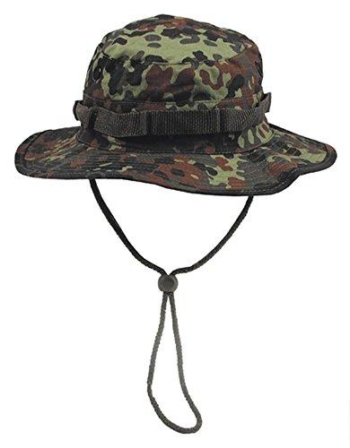 US GI Buschhut Boonie Hat flecktarn S-XL S(55)