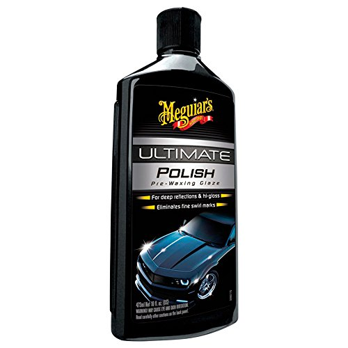 Meguiar's G19216EU Ultimate Polish Hochglanzpolitur, 473ml