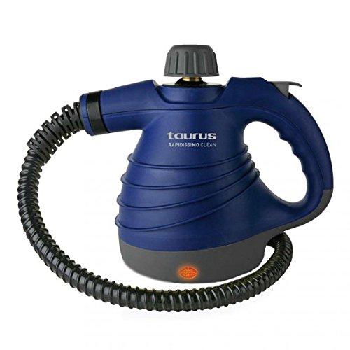 Taurus Rapidissimo Clean Dampfreiniger, Blau