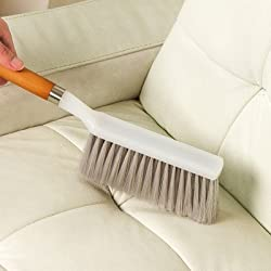 HOKIPO® Long Bristle Carpet Upholstery Cleaning Brush for Home Car Carpets, Sofas, Curtains, Upholstery. (Random Colors)