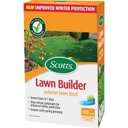 Scotts Lawn Builder Lawn alimentaire Automne carton