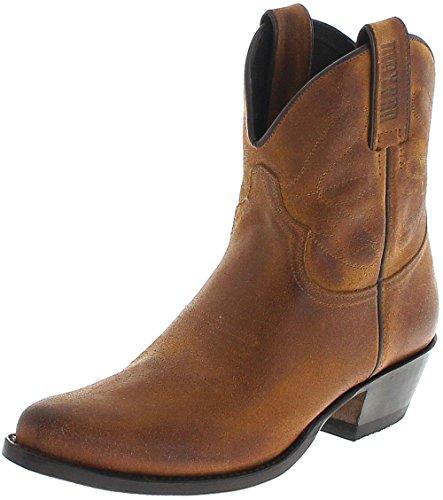 897f12042492 Mayura Boots 2374 Whisky Fashion Stiefelette für Damen Braun, Groesse 37