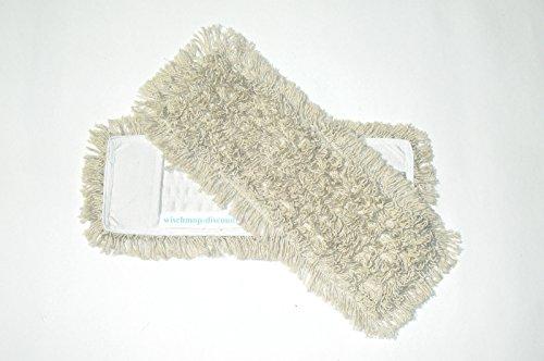 5x Baumwollmop Profi Wischmop 40cm ECO Mop Klapphalter Bodenwischer Wischmop Mammop