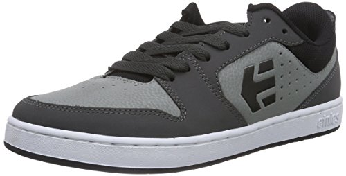 Skater Tops High Schuhe (Etnies Verano, Herren Sneakers, Grau (Grey/Black), 45.5 EU)