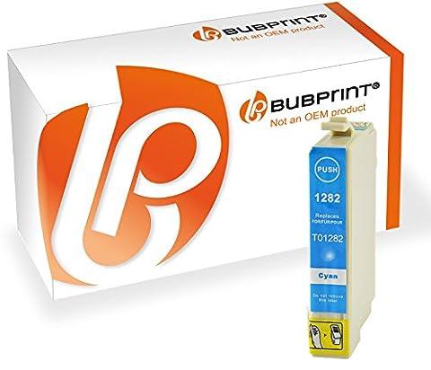 Bubprint Druckerpatrone kompatibel für Epson T1282