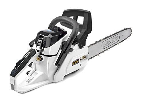 Alpina 203716000/11Sierra de cadena, color blanco